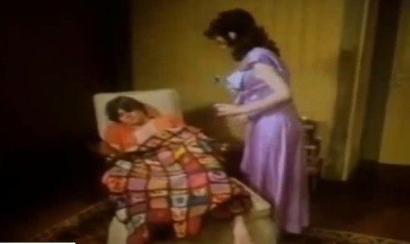 Vintage mother and son sex